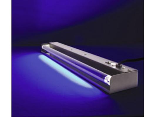 Skytec UV Blacklight Fluorescent Fixture 60cm 20W