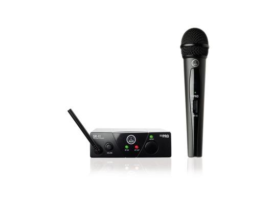 AKG WMS40 Mini Wireless Vocal Microphone Set